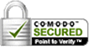 Comodo Secured by Verify